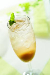 Umeshu &Soda