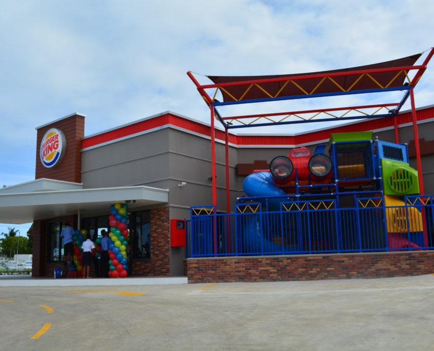 burger King Fiji Nadi